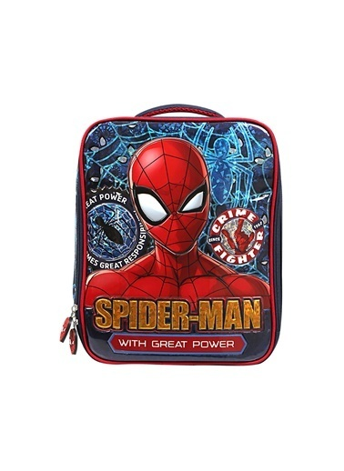 Spider-Man Sırt Çantası Mavi